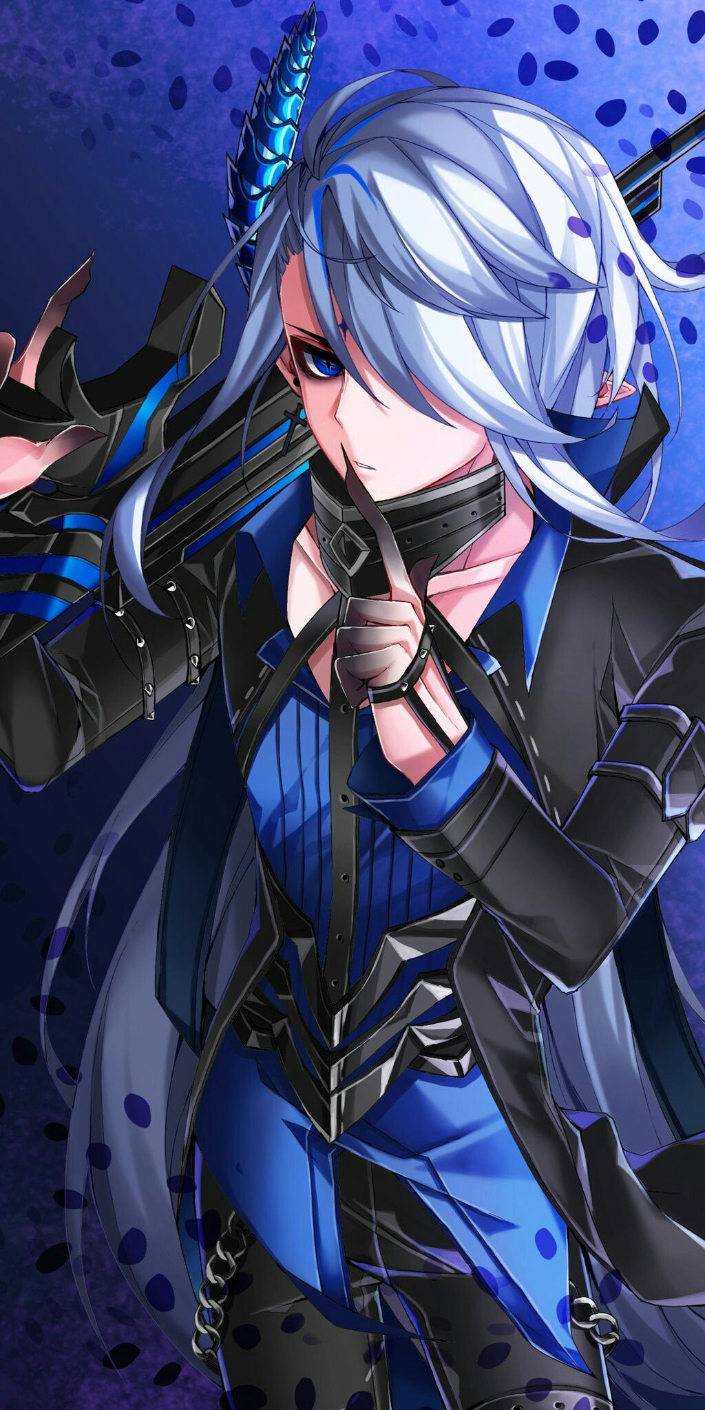Ciel eslword elsword in 2018 pinterest manga anime and personnage - Personnage manga fille ...