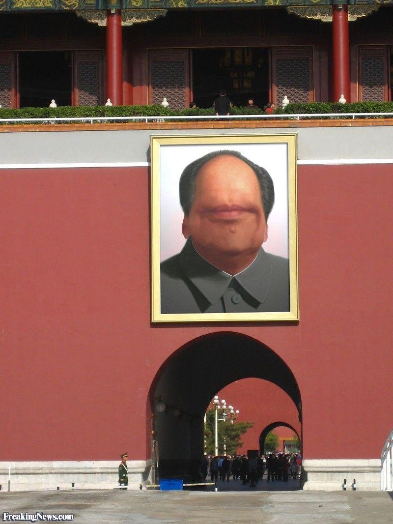 Memes de Mao, ¿Culo o Codo?