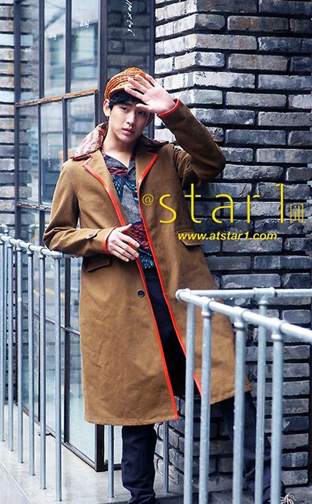 Kim Soo Hyun - @ Star1 Magazine May 2012