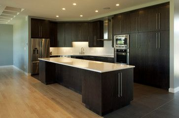 Granite Park - contemporary - kitchen cabinets - Other Metro - Kroeker Cabinets