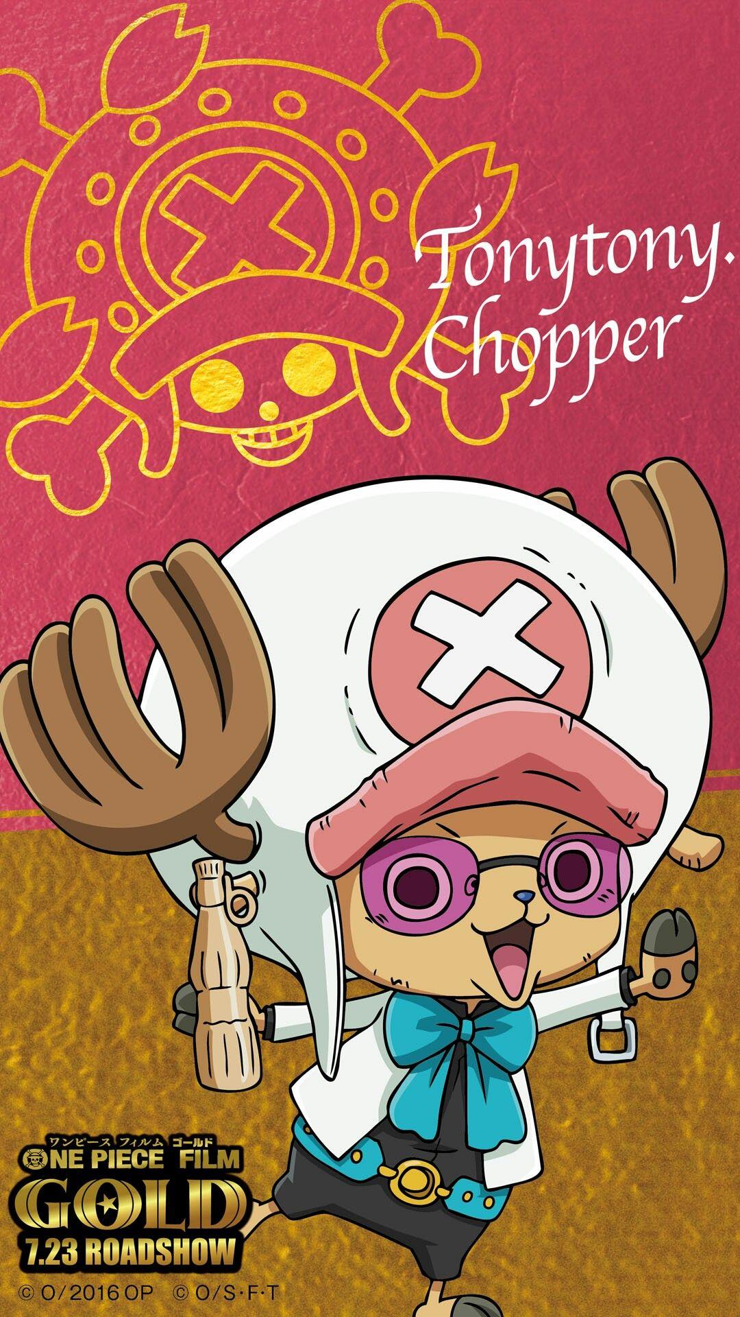One Piece Tony Chopper Chopper Sensei iphone case