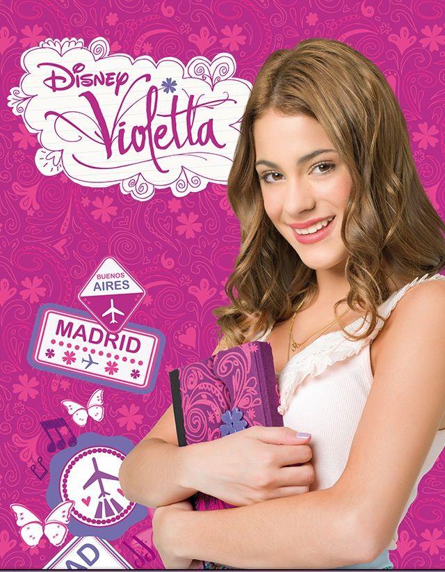 Burning Series Violetta