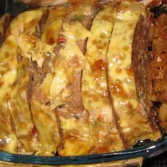 Photo of Cheese and pepper Meatloaf