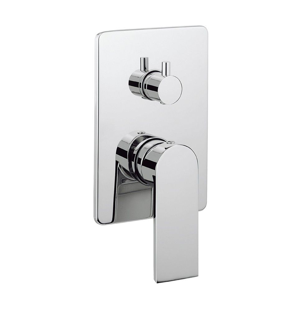 KH ZERO 3 Manual shower valve with 3 way diverter in Recessed Valves ...