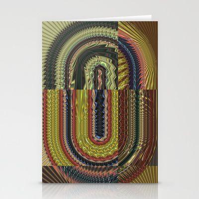 Mandalaskope Stationery Cards by Fine2art - $12.00