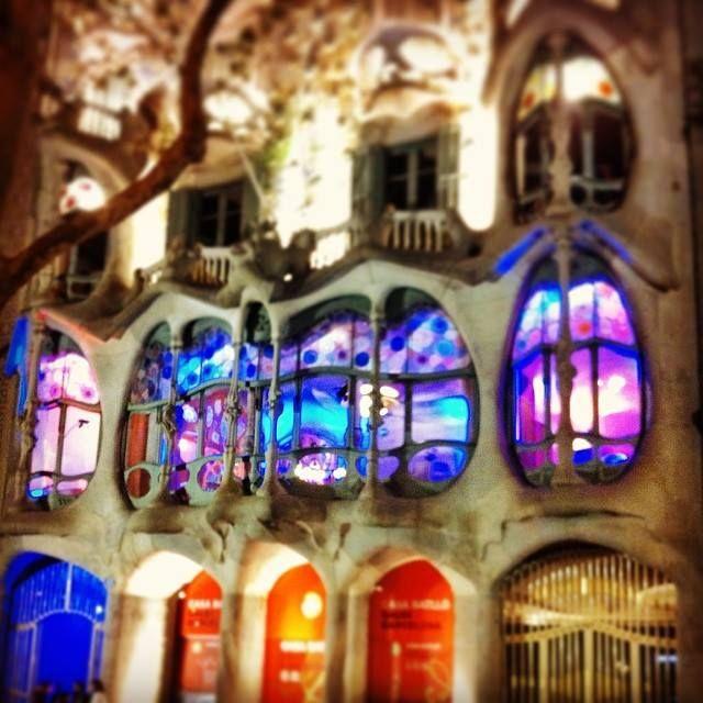 Casa Batlló (Foto de arnauet)