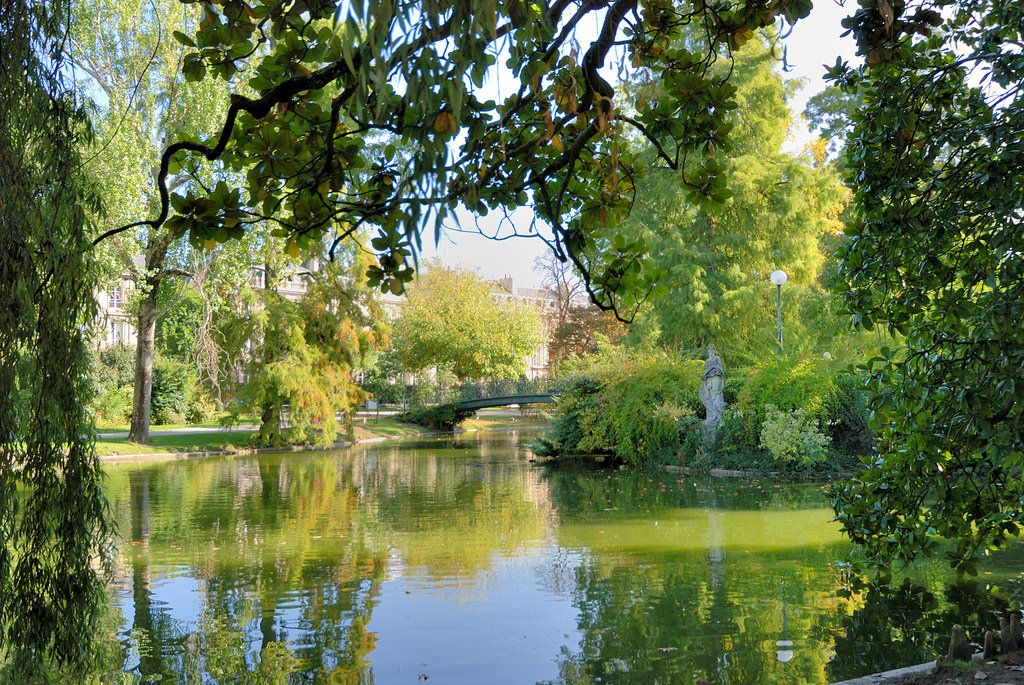 Bordeaux Jardin Public France Bordeaux Outdoor