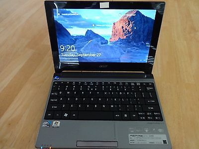 ACER ASPIRE ONE D260 LAPTOP INTEL ATOM 1.83GHZ 2GB RAM 240GB HDD WIN 10 HOME