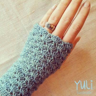 Mes Favoris Tricot Crochet Modèle Gratuit Mitaines Au