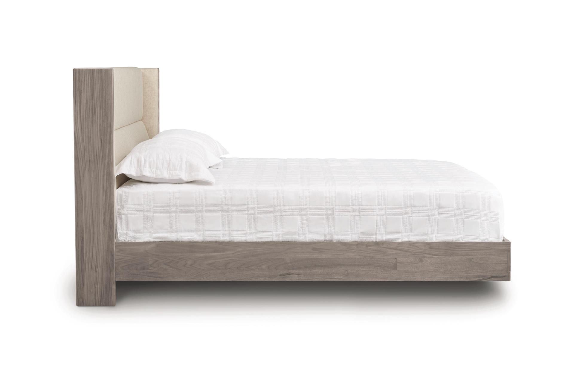 Sloane floating bed by copeland furniture from eco friendly digs