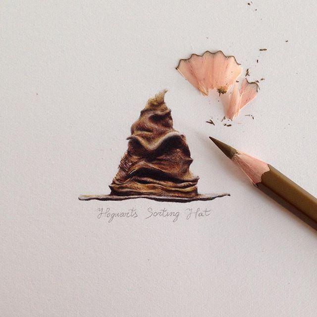 Cet artiste dessine des mini-figures de la culture pop assez grandes pour être appréciées