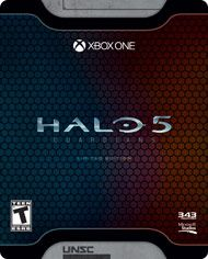 Halo 5 Guardians Limited Edition For Xbox One Gamestop Xbox One Xbox One S Xbox