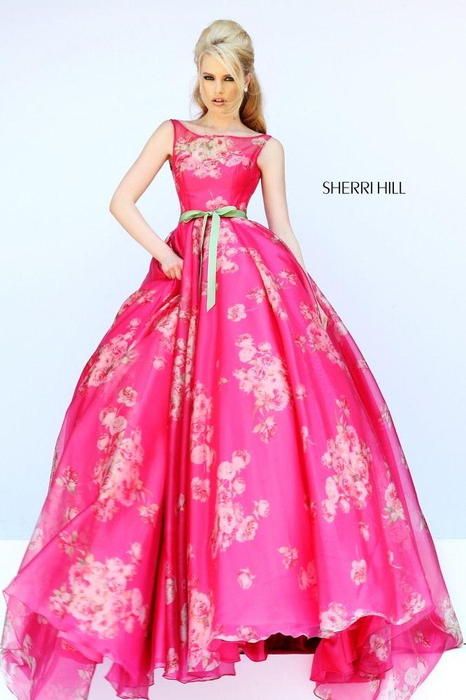 Excelente Prom Red Hill Vestido De Sherri Composición - Ideas de ...