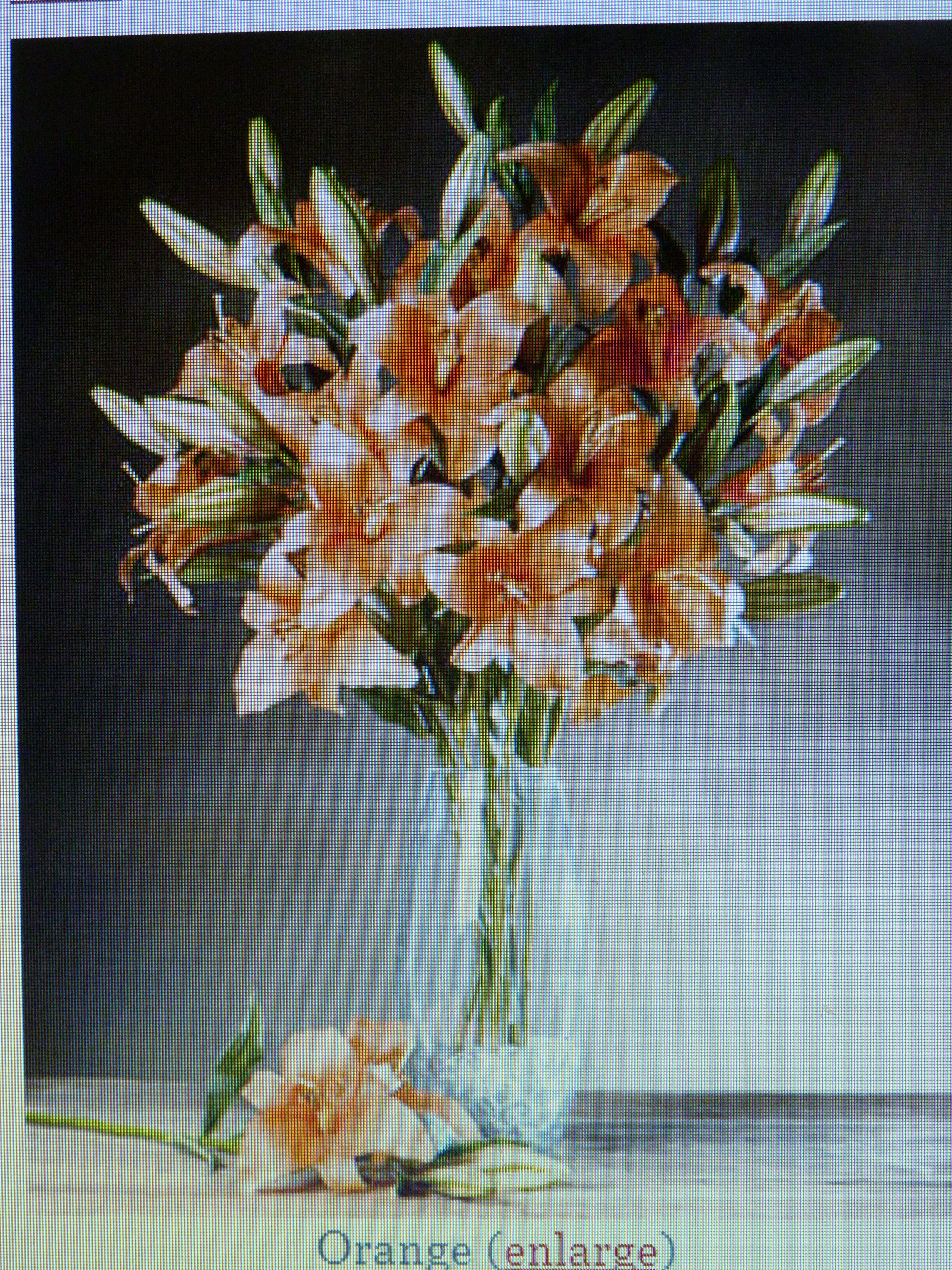 Orange tiger lilies centerpieces or change to silk cattails onion orange tiger lilies centerpieces or change to silk cattails onion cattails orange tiger lilies purple blue irises in a blue vase with stones or glass izmirmasajfo
