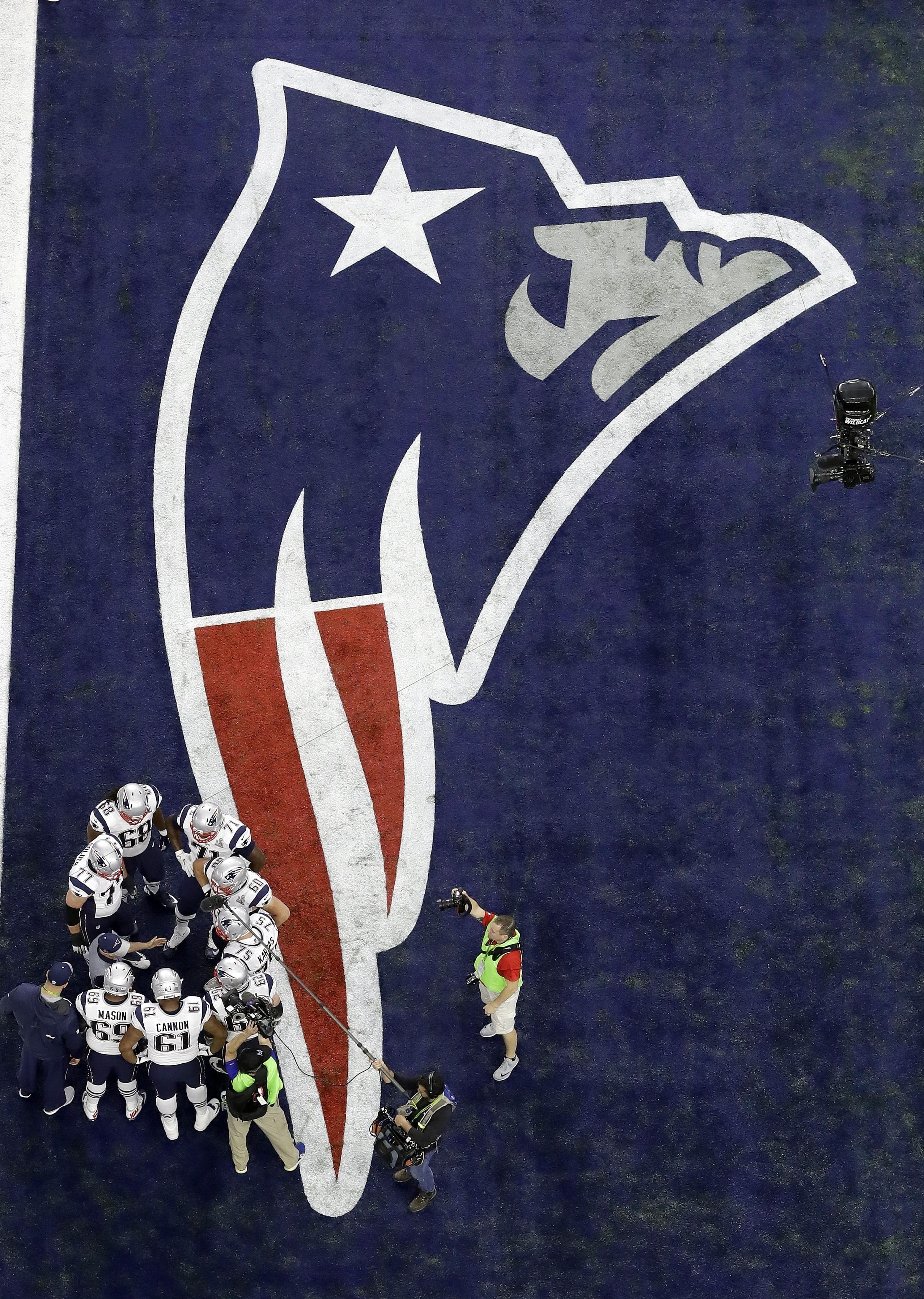 Super Bowl Li Patriots Vs Falcons Patriots New England Patriots Go Pats