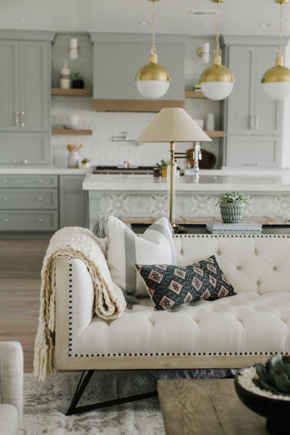 5 Designer Styling SecretsBECKI OWENS | Living rooms, Room and Interiors