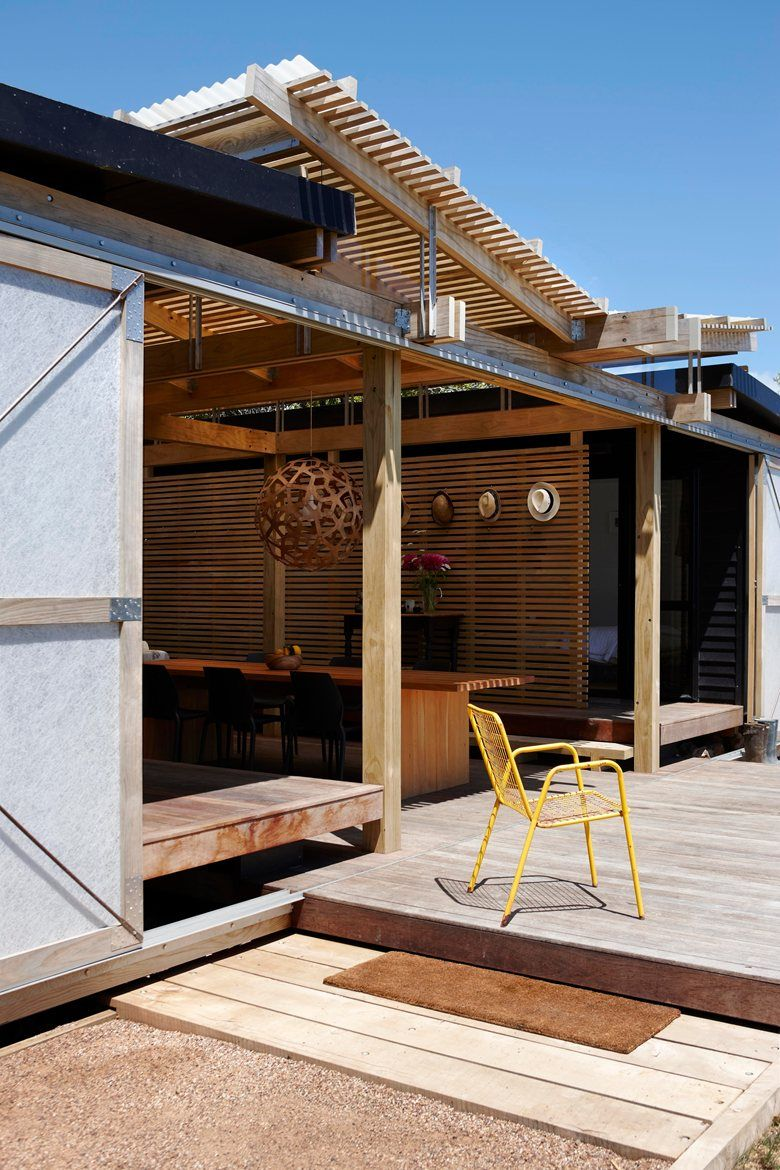 GOGO House, Auckland, 2013 Herbst Architects Container