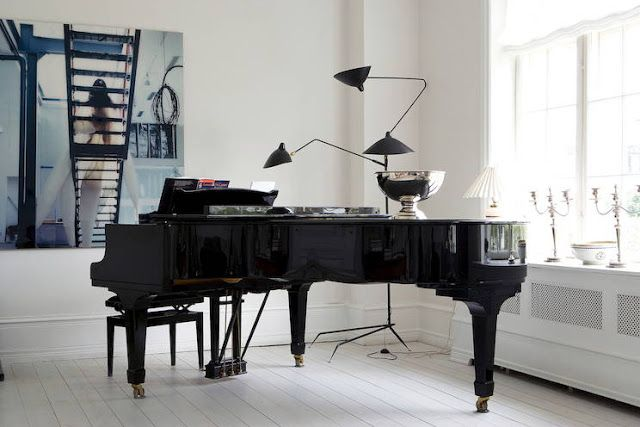Grand Piano Light This Type Diffe Style