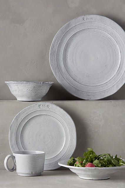 Anthropologie & Glenna Side Plate | Side plates Cereal bowls and Dinnerware