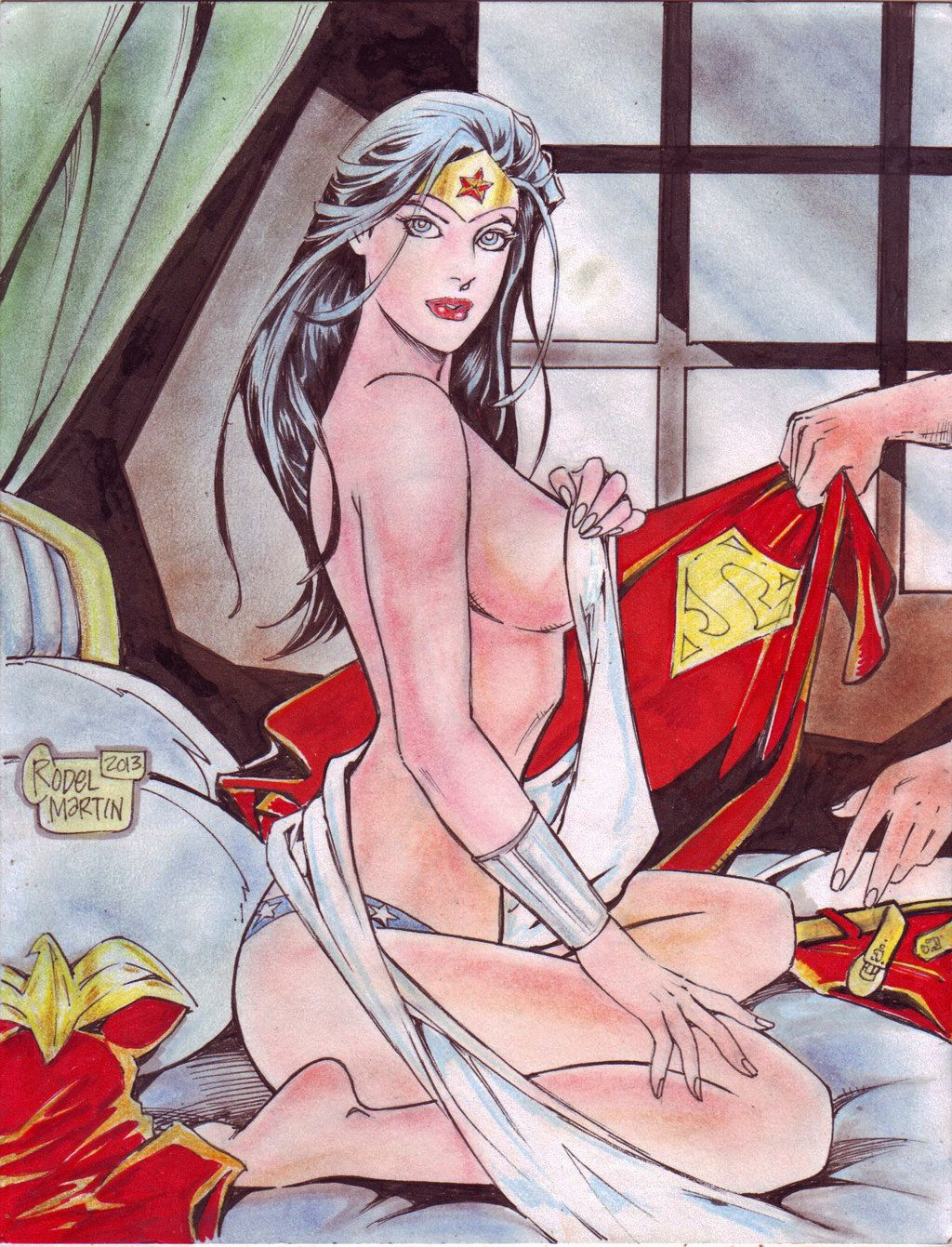pics-of-wonderwoman-naked-clean-shave-virgin-pussy