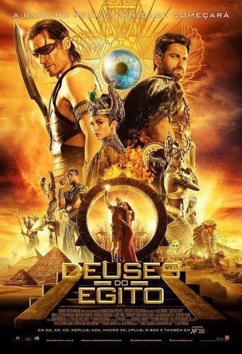 Assistir Deuses do Egito Online Dublado ou Legendado no Cine HD