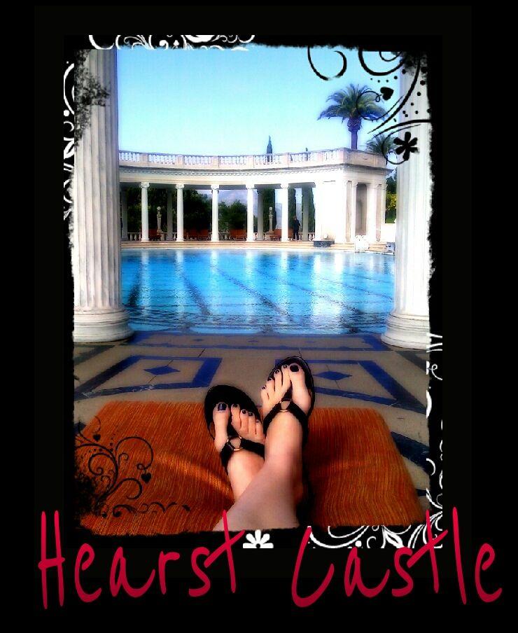 Hearst Castle- San Simeon, CA