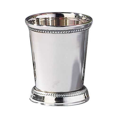 Elegance Silver 90476 2 1 2 Quot Beaded Mint Julep Cup