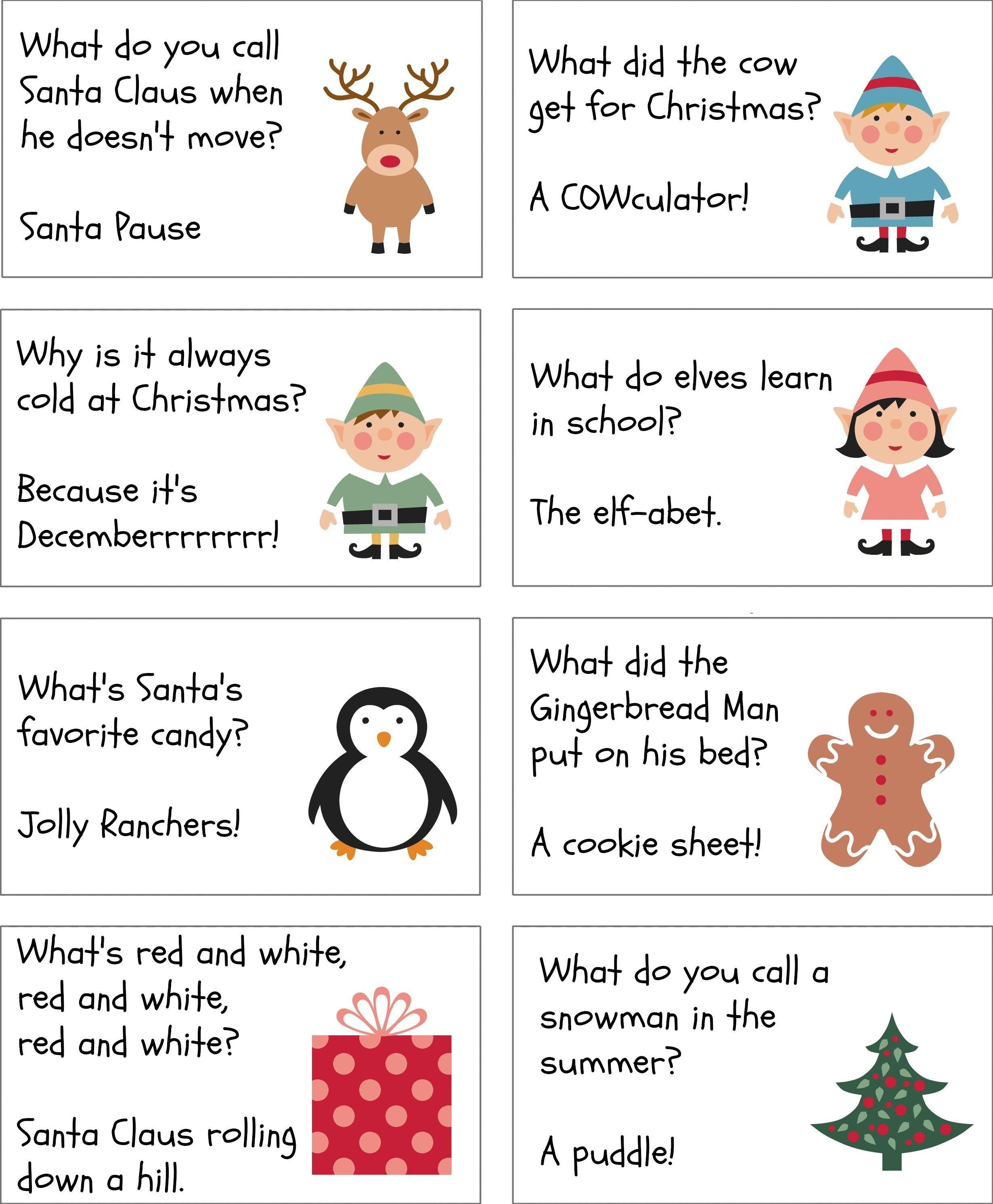 Pin on Christmas jokes