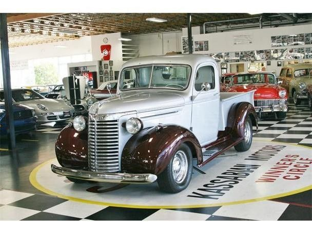 1940 Chevrolet Pickup With Images Chevrolet Pickup Classic