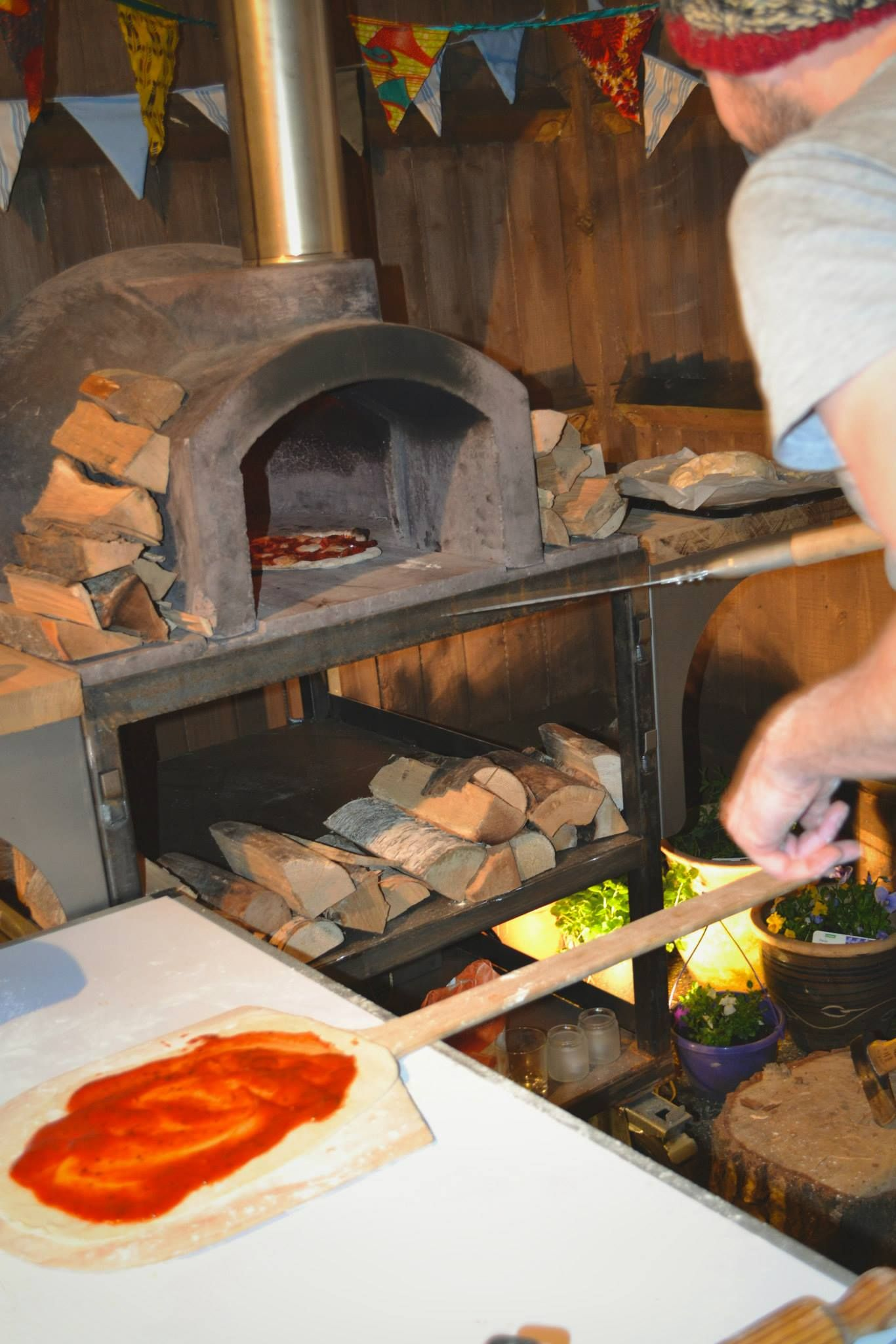 Primo 60 Go - Russell Simonot - The Stone Bake Oven Company