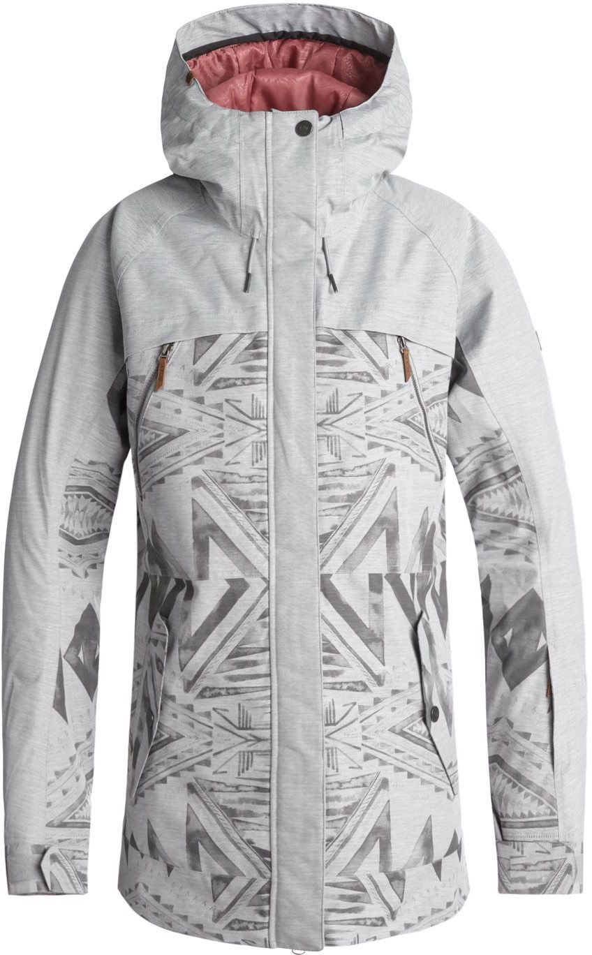 b52a9bc7 Roxy Women's Tribe Snow Jacket in 2019 | Products | Snowboarding ...