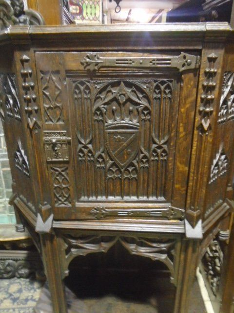 Antique Gothic Style Furniture - Castle & Church Antiques for Sale in PA    Oley Valley Architectural Antiques Ltd. - Antique Gothic Style Furniture - Castle & Church Antiques For Sale