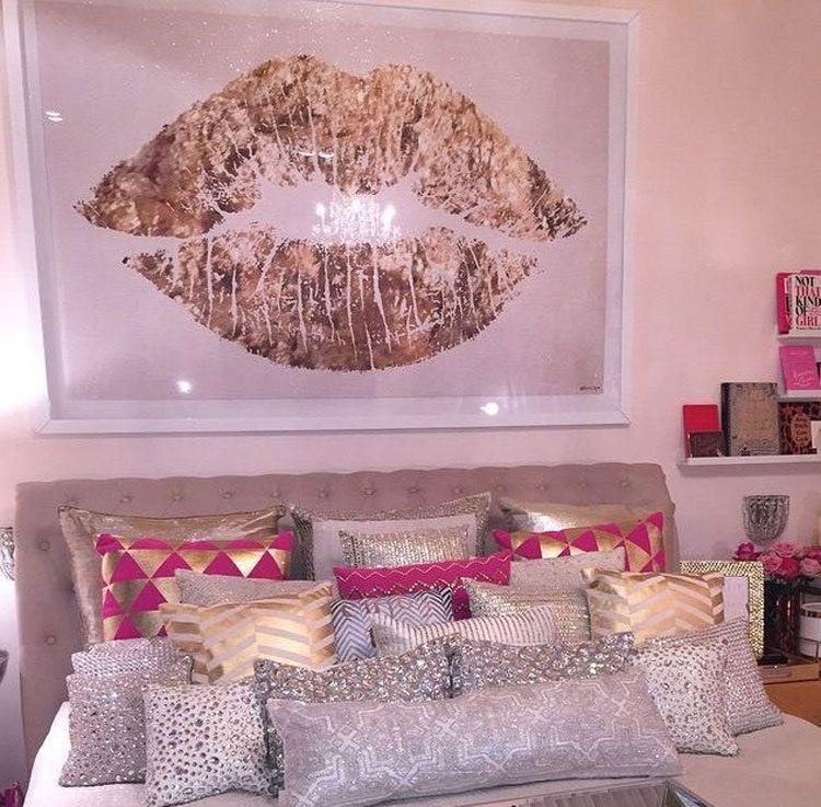 65 Cute Teenage Girl Bedroom Ideas images