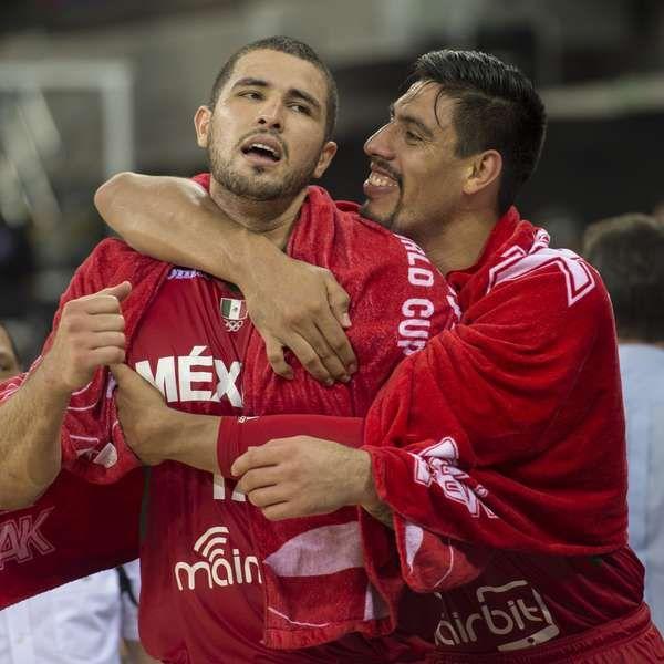 México consigue histórico triunfo en el Mundial de Basquet
