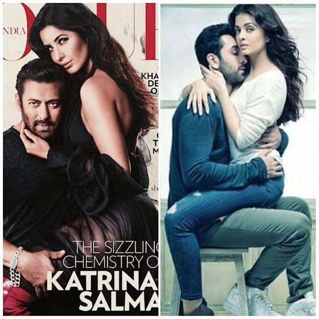 Salman Khan Hugs Katrina Kaif In Public, Ranbir Kapoor
