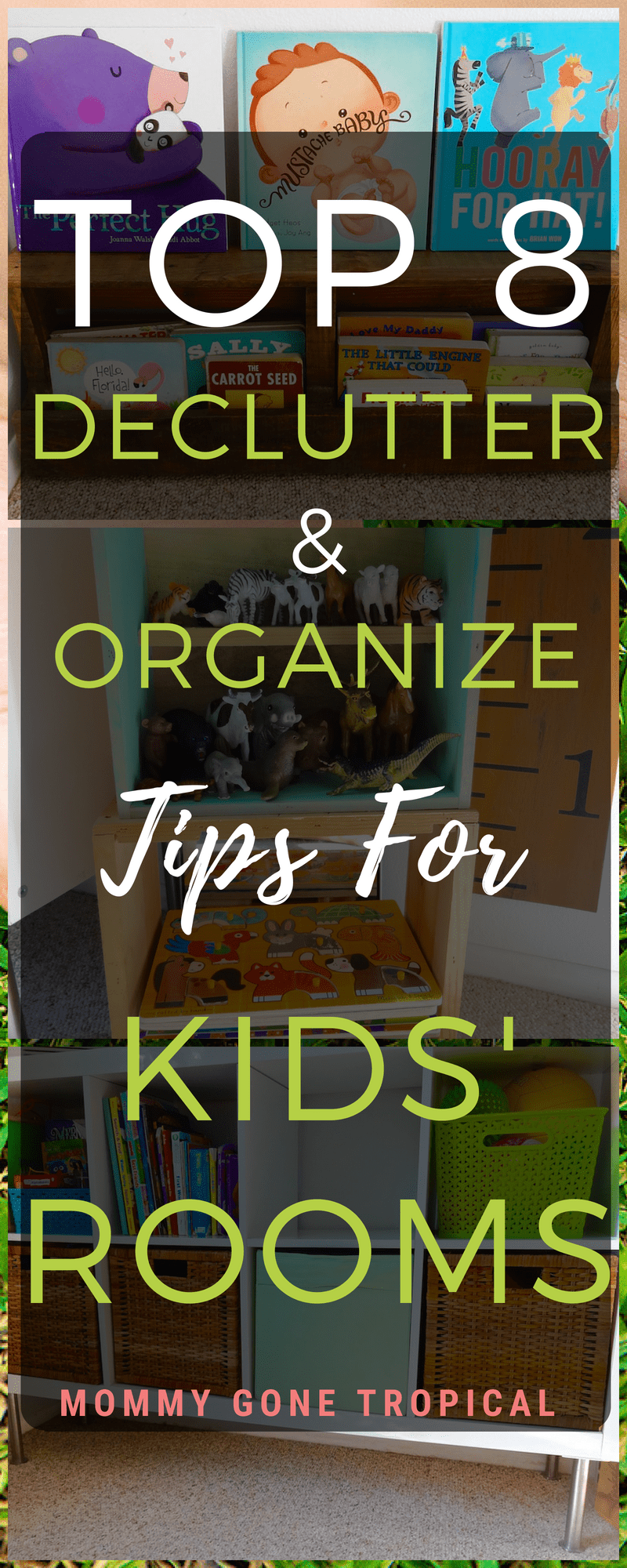 Top 8 Decluttering And Organizing Tips For Kids' Rooms is part of Organization Hacks Kids - artworks, and clothes  Keep, store, donate or toss the items
