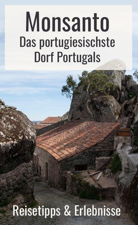 Monsanto: Das portugiesischste Dorf Portugals #traveltoportugal