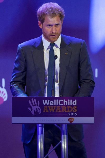 Prince Harry Photos - Prince Harry Attends the WellChild Awards Ceremony - Zimbio