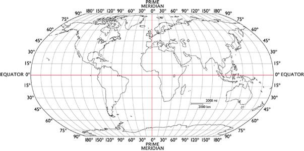 Find Your Latitude Longitude Coordinates