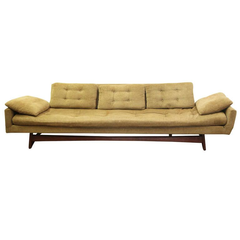 adrian pearsall 2408 s sofa for craft associates in 2018 20th c rh pinterest com