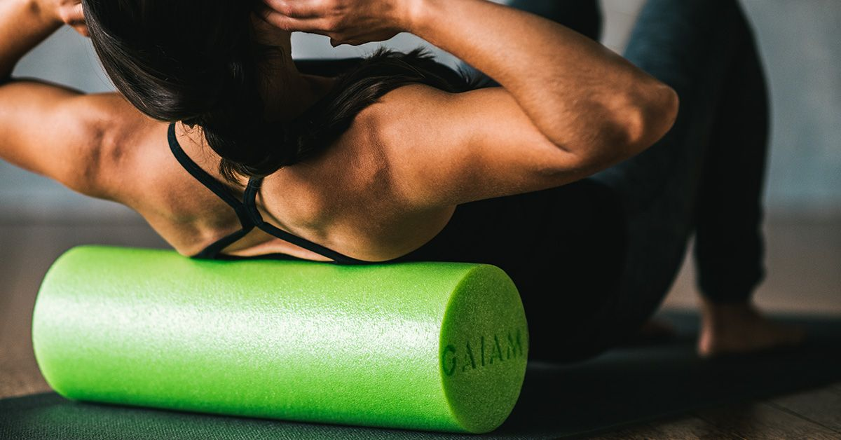 Tips for foamrolling Go slow Remember to breathe