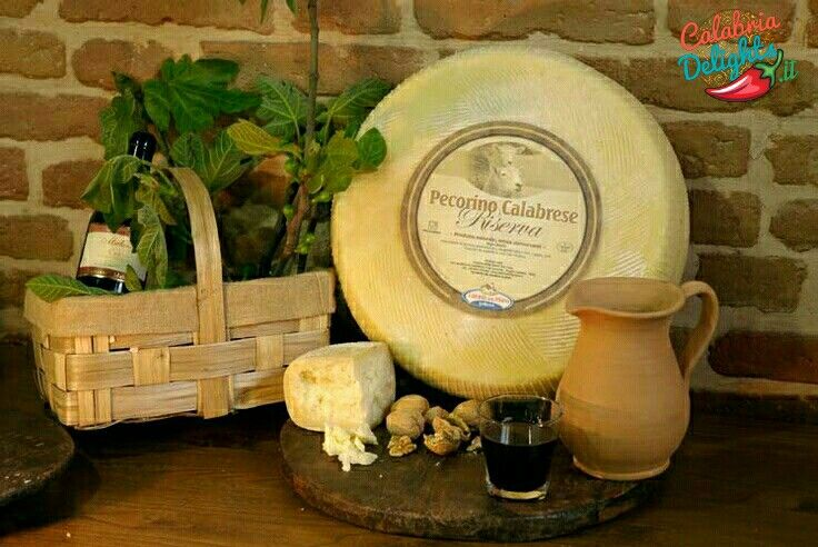 #pecorino #calabrese classico ora disponibile su www.Calabriadelights.it