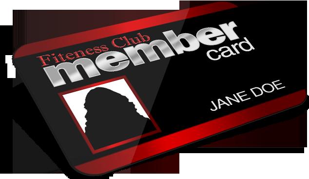 350 For 250 Membership Cards Barcodesinc Gym Membership Card Membership Card Cards