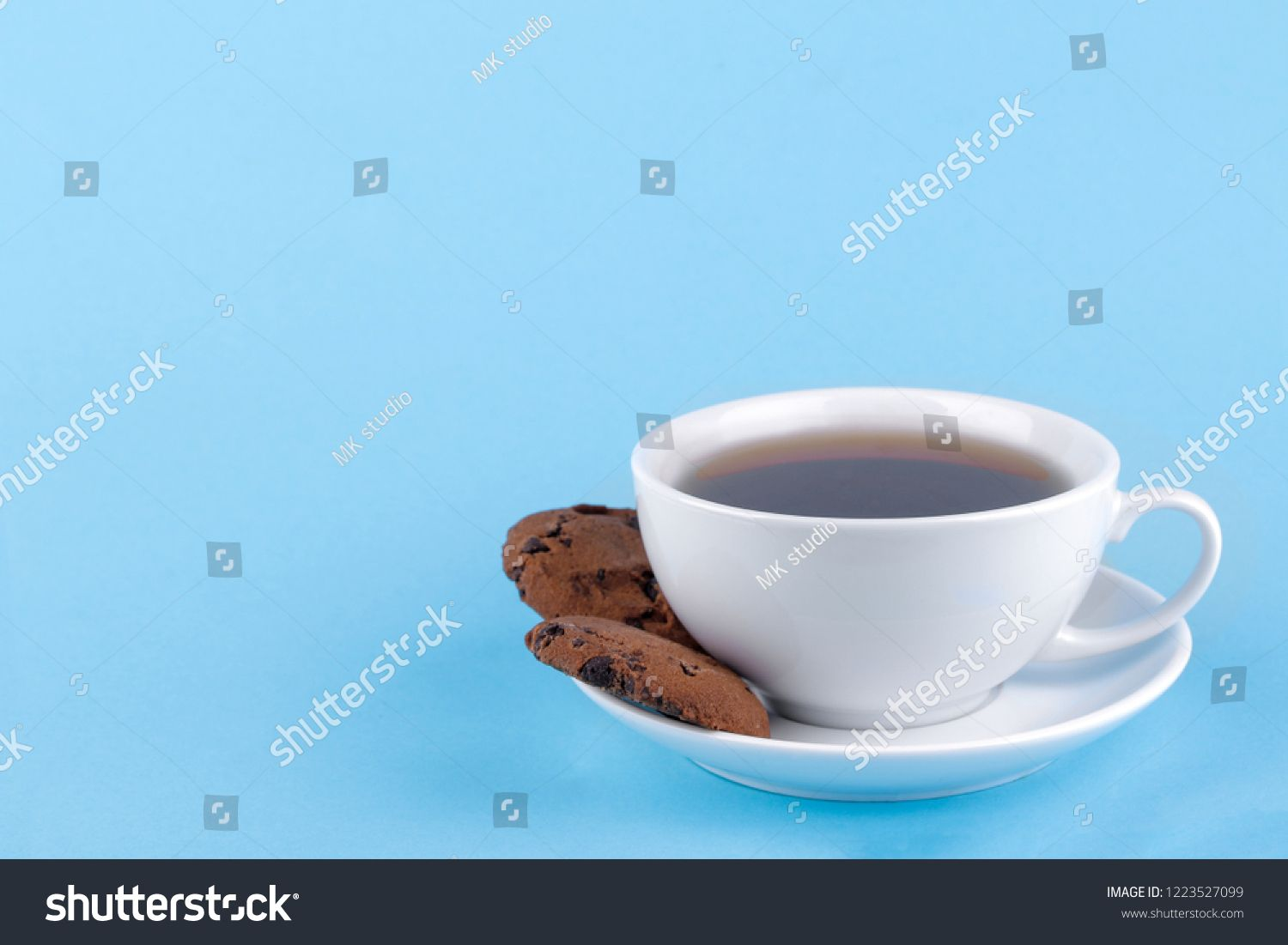Cookies With Chocolate On A Plate With A Cup Of Coffee On A Bright Blue Background Baking Yummy Ad Affiliate C Coffee Stock Chocolate Cookies Chocolate Hd wallpaper milk splash cookies mug