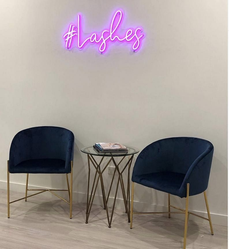 How to make your salon decor Instagram worthy on a budget