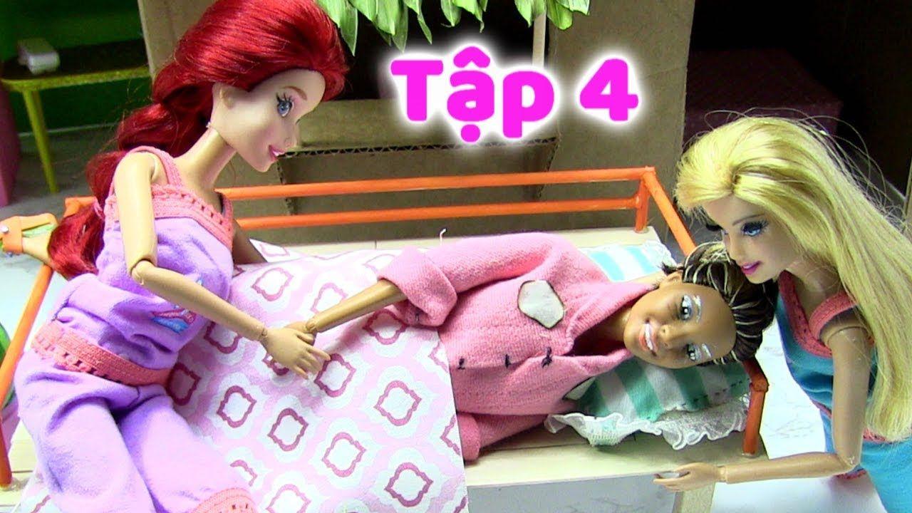 CÔ BÉ HIẾU THẢO _Tập 4 _ Mẹ Bệnh Thật Rồi Chị Hai Ơi! (Phim giáo dục thiếu  nhi) búp bê Barbie - YouTube trong 2021 | Youtube, Búp bê barbie, Giáo dục