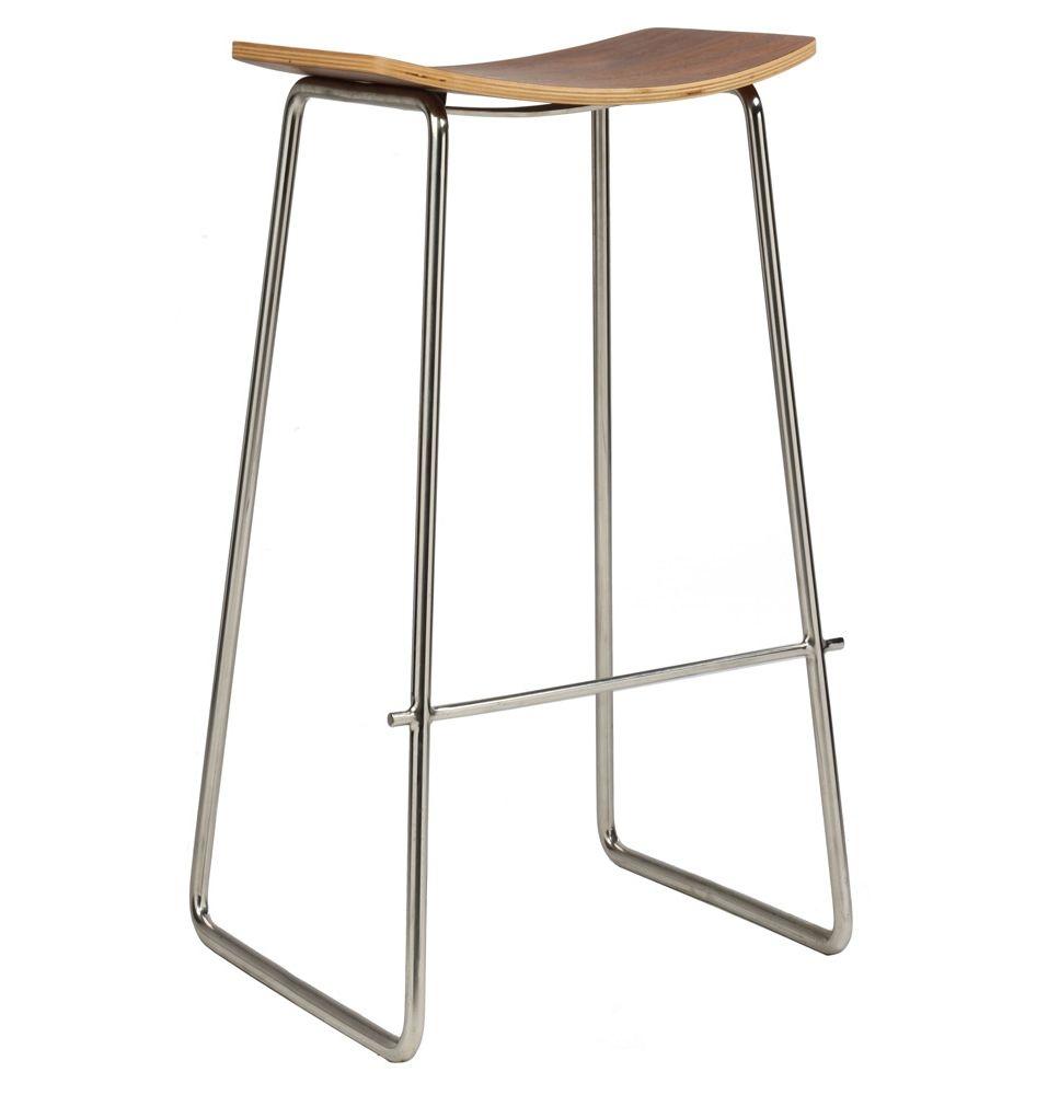 Original Design Yvonne Potter Y Design Timber Bar Stool 76cm by ...
