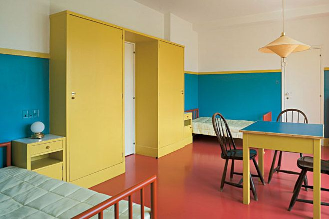 Adolf Loos, The childrenu0027s room at the Villa Müller primary