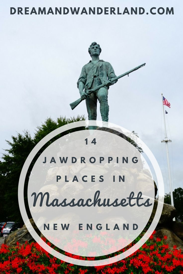 Photo of New England: 14 Unique Places And Things To Do In Massachusetts – Dream and Wanderland
