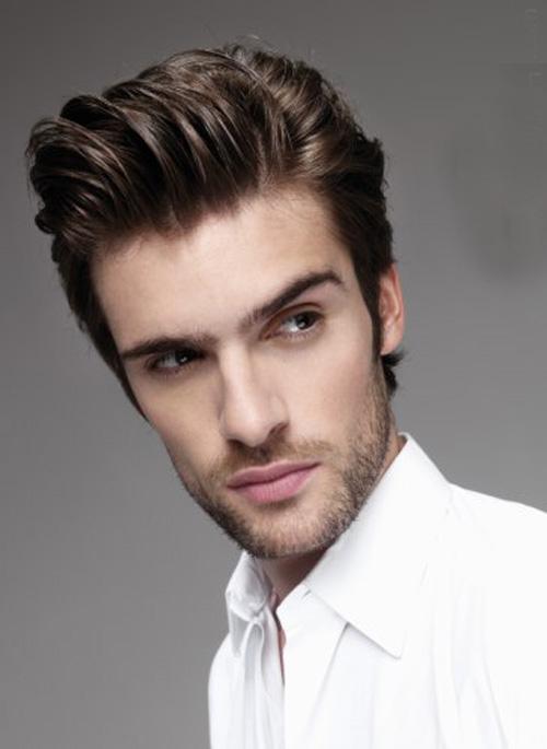 Modern Pompadour Long Hair Styles Men Trendy Mens Haircuts Mens Hairstyles Short